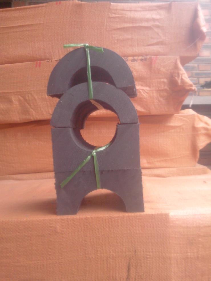 雲南文山西疇縣 橡塑空調木托