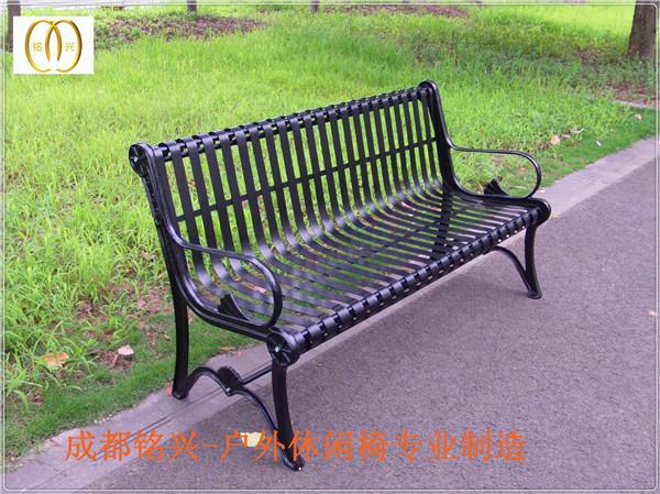 内江公园椅生产基地内江休闲椅厂家