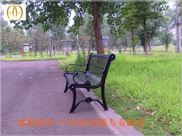 达州河北公园椅厂家达州休闲椅海棉垫