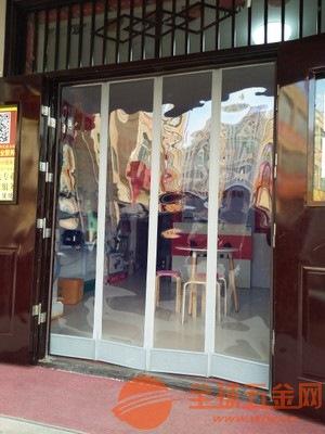 承德县五金商店PVC磁铁自吸塑料软玻璃门帘全国发货