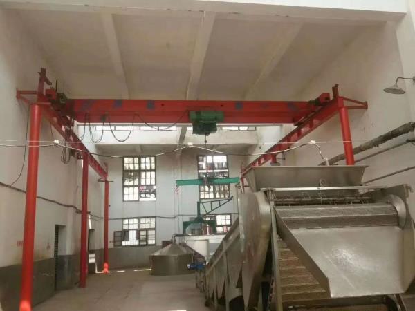 天门市多宝镇 生产各种型号天车、天吊厂家电话