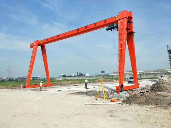 潛江市王場鎮1噸-300噸雙梁起重機安裝維修歡迎咨詢