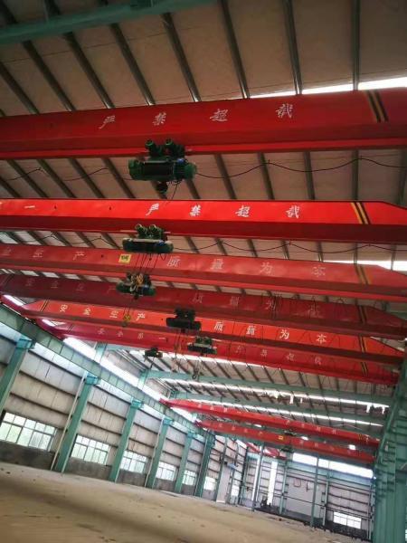 河津销售维修各种型号起重机、电动葫芦、龙门吊维修速度快