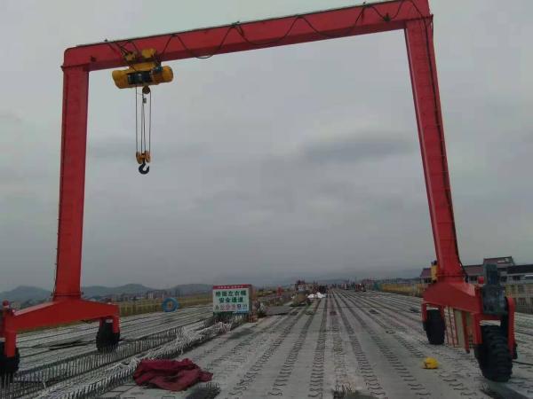 天門市岳口鎮修理維修銷售4噸5噸6噸起重機制造廠家