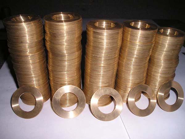 山西临汾汾西县紫铜垫片生产厂家紫铜垫片生产工艺