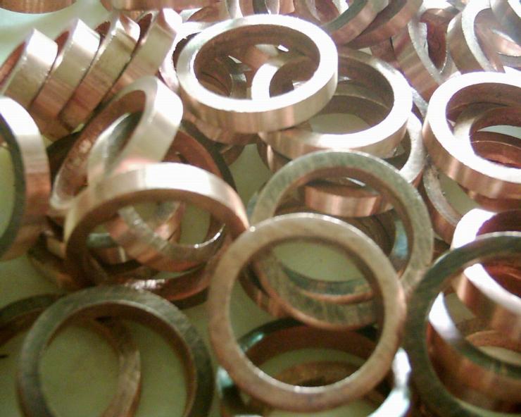 河北唐山路南紫铜垫片,紫铜垫片作用