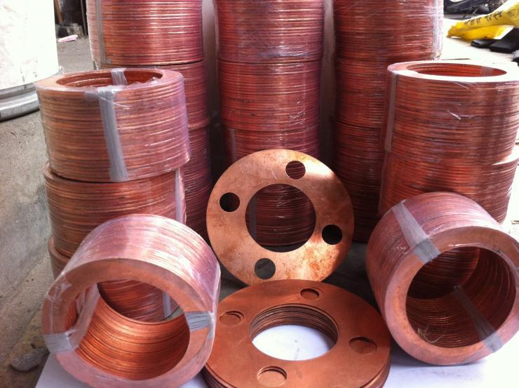 山西临汾隰县紫铜垫片生产厂家,紫铜垫片生产工艺