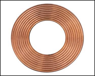 黑龙江绥化兰西县定做异形紫铜垫片,紫铜垫片使用温度