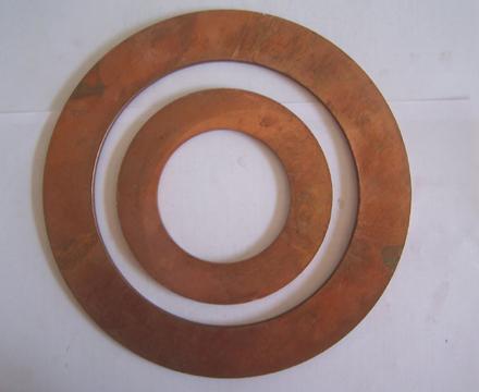 吉林辽源东丰县紫铜垫片尺寸,紫铜垫片作用
