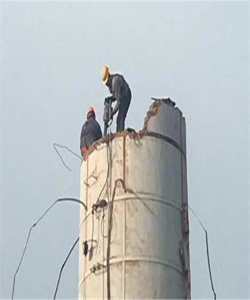 荆门砖烟囱人工拆除公司欢迎您