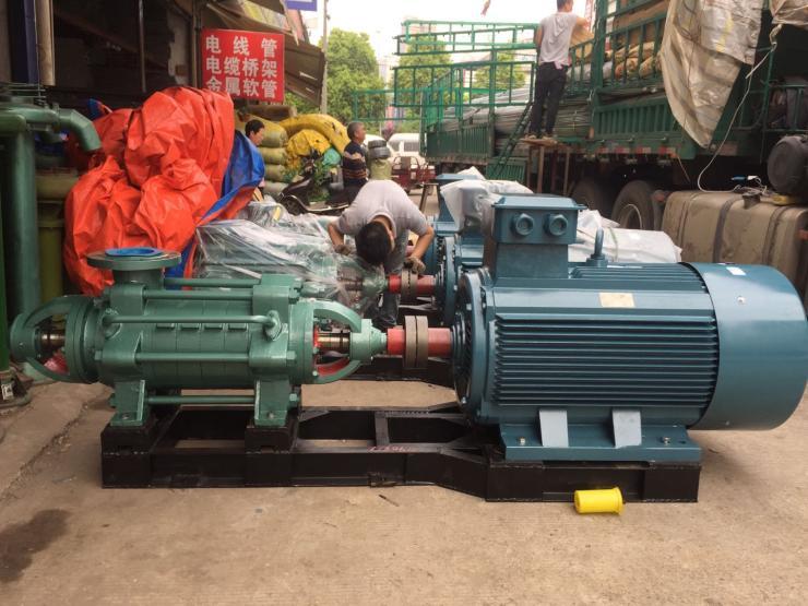 D46-50*4D型臥式多級泵礦山排水供水