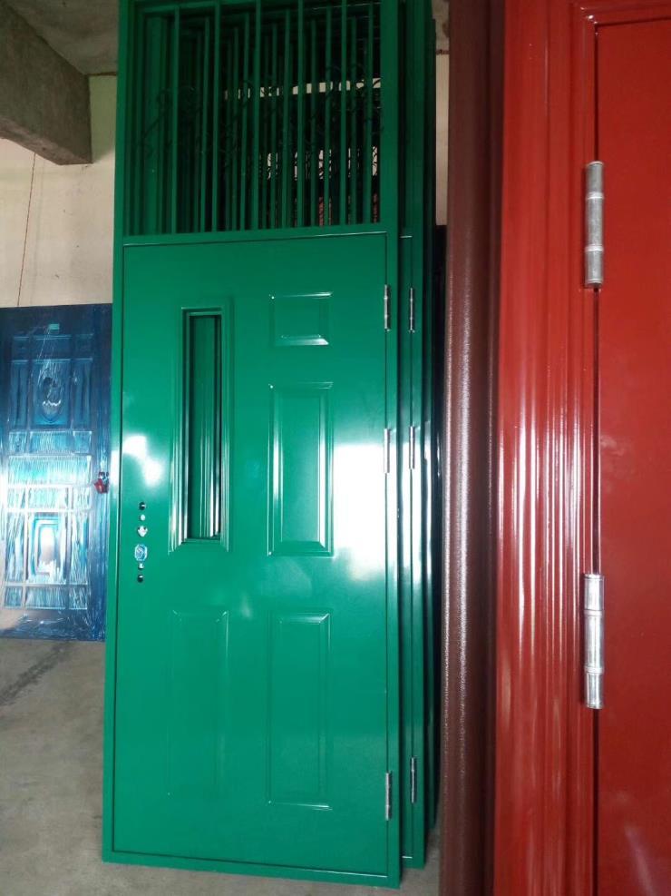 沈阳市钢质门厂家直销学校教室门宿舍烤漆门