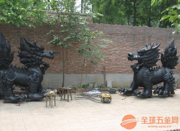 铜雕独角兽雕塑 铜雕独角兽铸造厂 铜雕独角兽广场