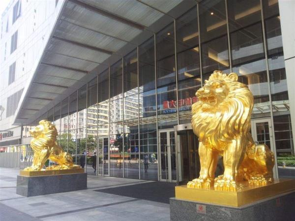 铜狮子雕 风水铜狮子 铜狮子厂家