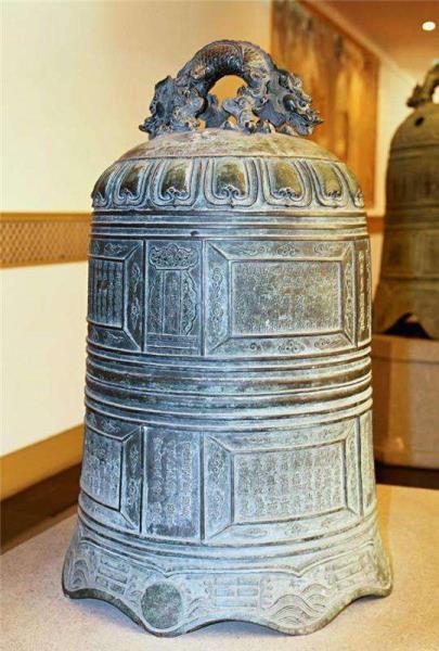 铜钟雕塑 定做铜钟 纯铜钟