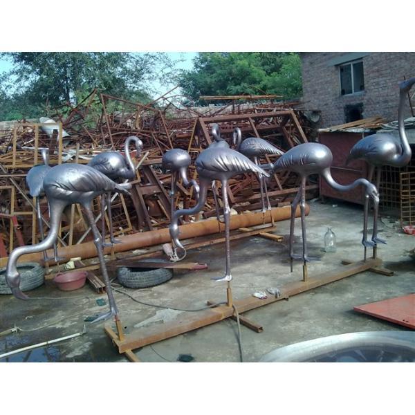 铜鹤工艺品 青铜鹤 铜鹤铸造厂