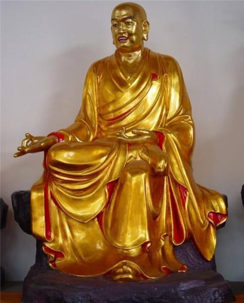 大型十八罗汉雕塑 铸铜十八罗汉雕塑