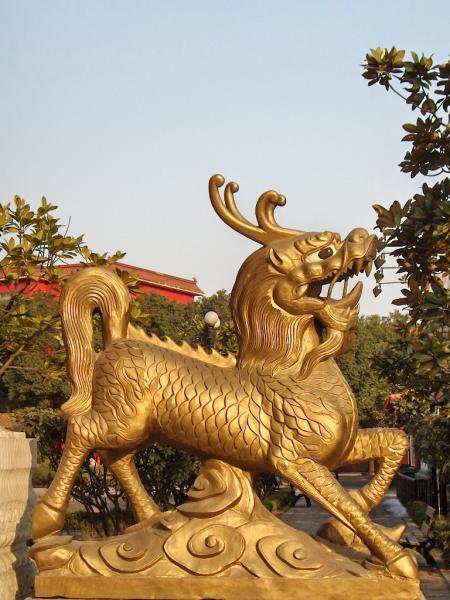 定做铜雕貔貅 铜貔貅摆件 批发铜貔貅
