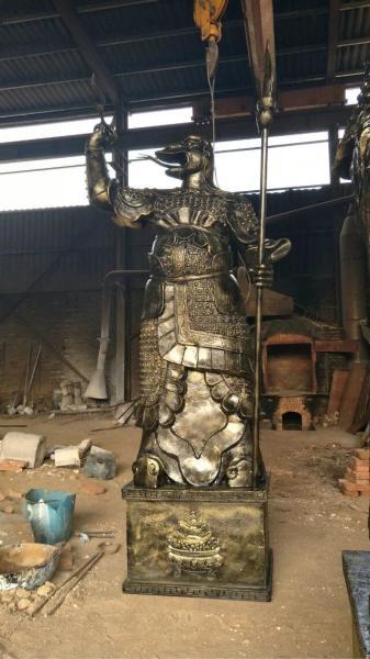 喷泉十二生肖铜雕 直销十二生肖铜雕