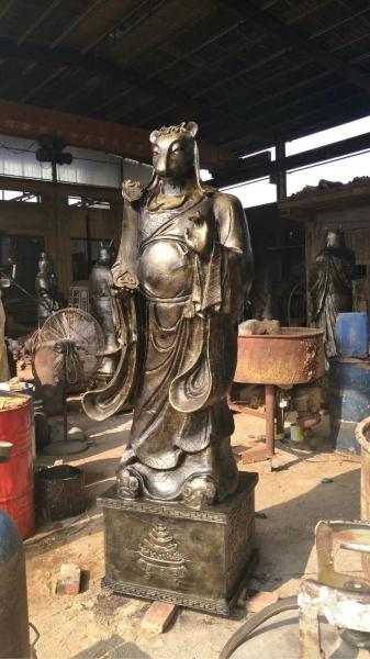 定制十二生肖铜雕 公园十二生肖铜雕
