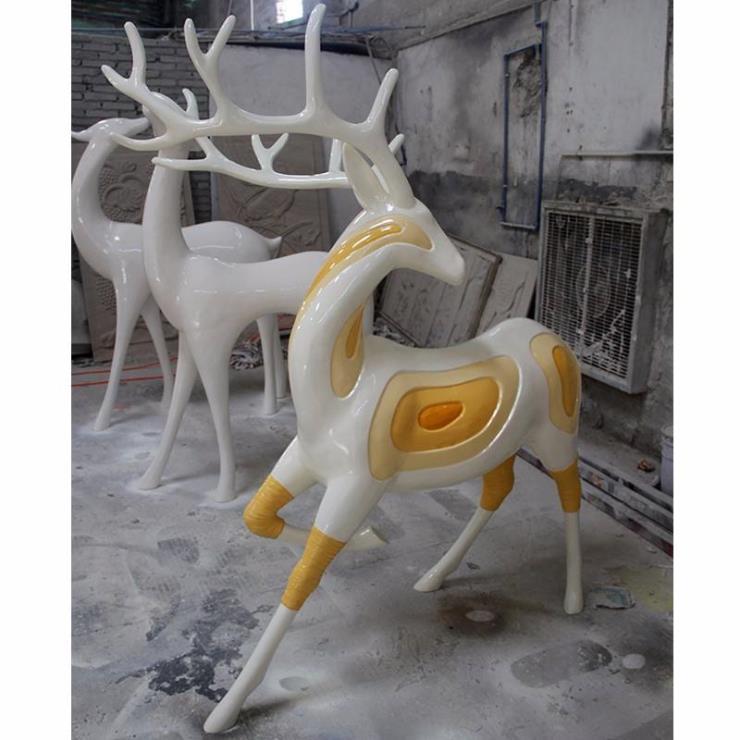 大号玻璃钢雕塑 彩绘玻璃钢雕塑