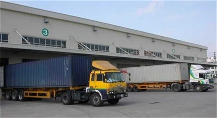 揭陽惠來到新余17米5平板拖掛車(往返)出租