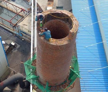 西安烟囱拆除价格