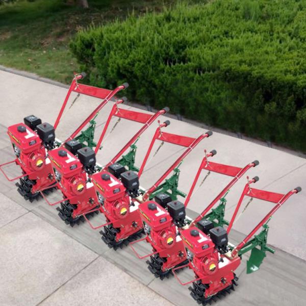 農用履帶微耕機的保養及注意事項