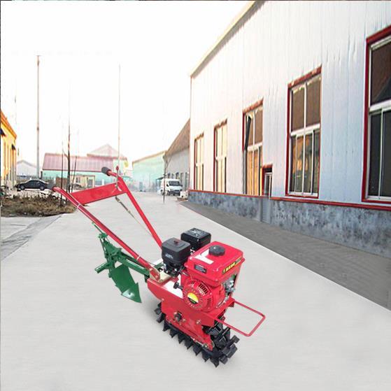 家用履帶微耕機使用方法視頻