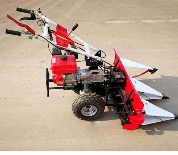 自走式小麥收割機的型號價格