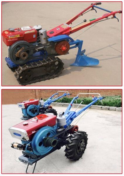 適合果園手扶拖拉機有哪些功能