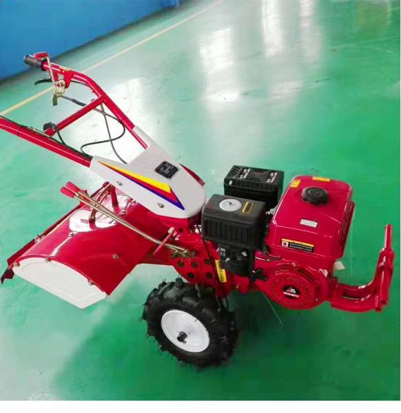 性能优良的自走式微耕机操作灵活