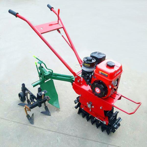 新型履带微耕机耗油低功能多