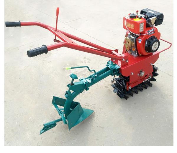 多功能履带微耕机施肥播种机报价