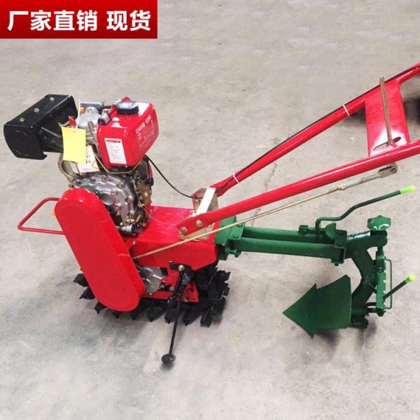 自走式履带微耕机使用说明及保养