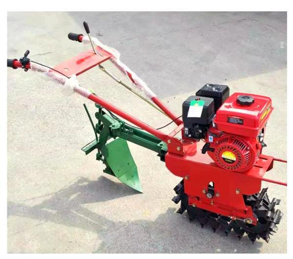 履带式微耕机的功能有哪些