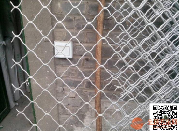 防盗美格网 做景观隔离-圈地养殖菱形焊接镀锌网