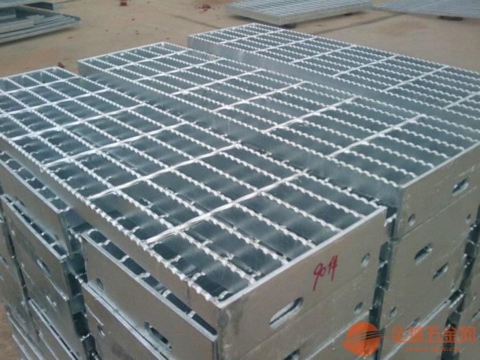 热镀锌钢格栅脚踏网*钢厂改造应用格栅板-内蒙古发货