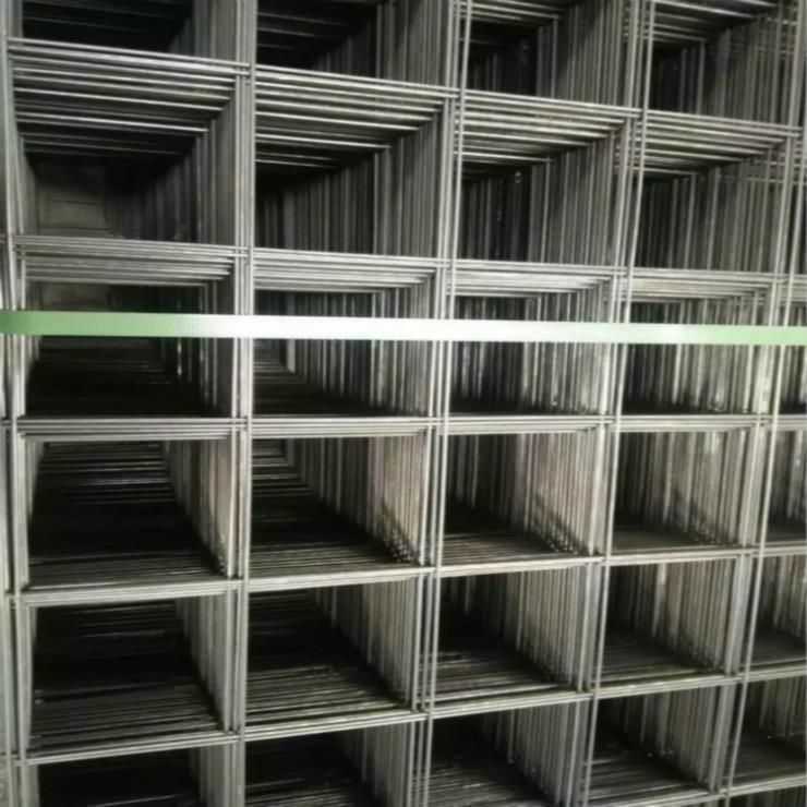 地坪钢筋网片―用途、工地铺设、混凝土抗裂钢筋网