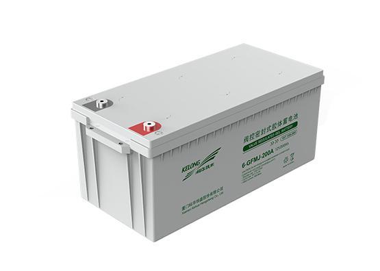 广西科华蓄电池总代理
