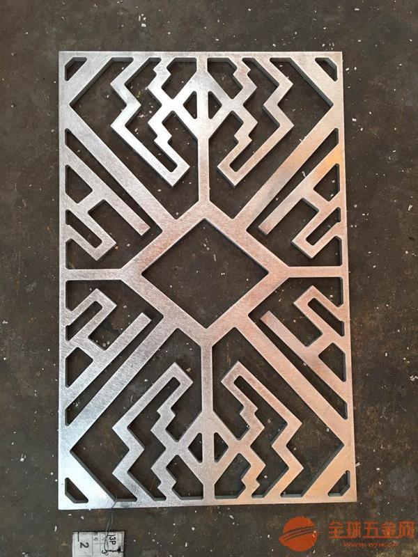 扬州酒店花式镂空铝单板 白色雕刻铝单板【服务为先】