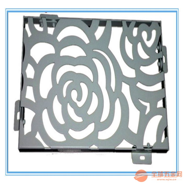 湖南铝合金雕刻铝单板 2.5厚铝合金雕刻铝单板【厂家