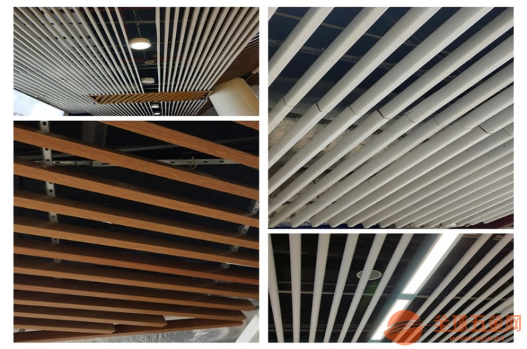 重庆市星巴克吊顶铝方通防火防滑-新闻中心