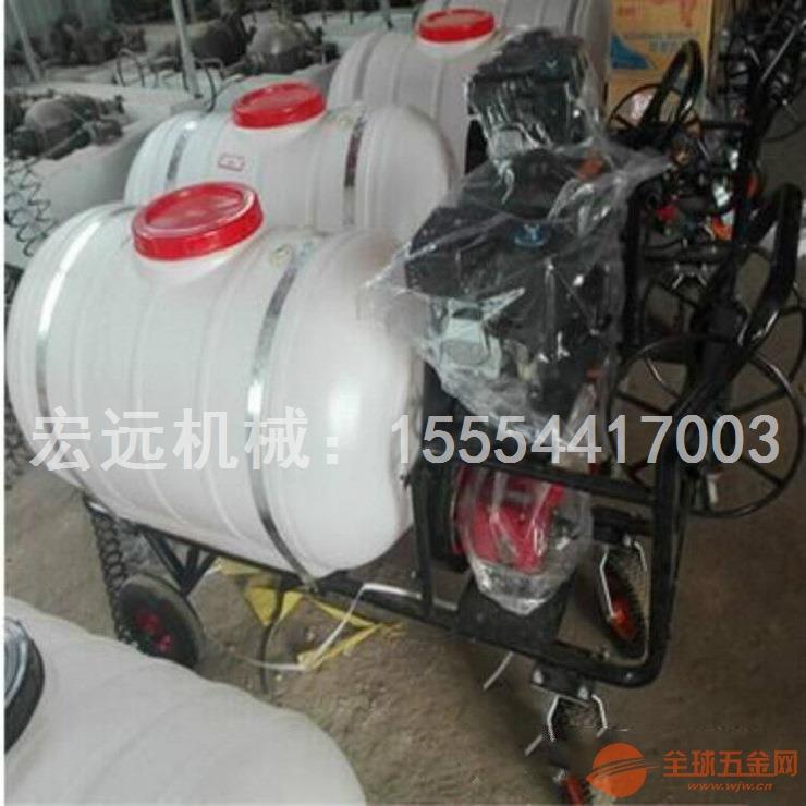 自走式悬挂牵引式打药机 保证打药机 果园高压喷药泵