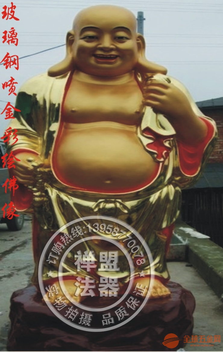 苏州华严三圣彩绘佛像出厂直销无中间商差价