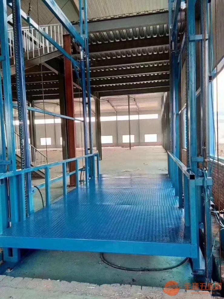 上海简易升降平台厂房用