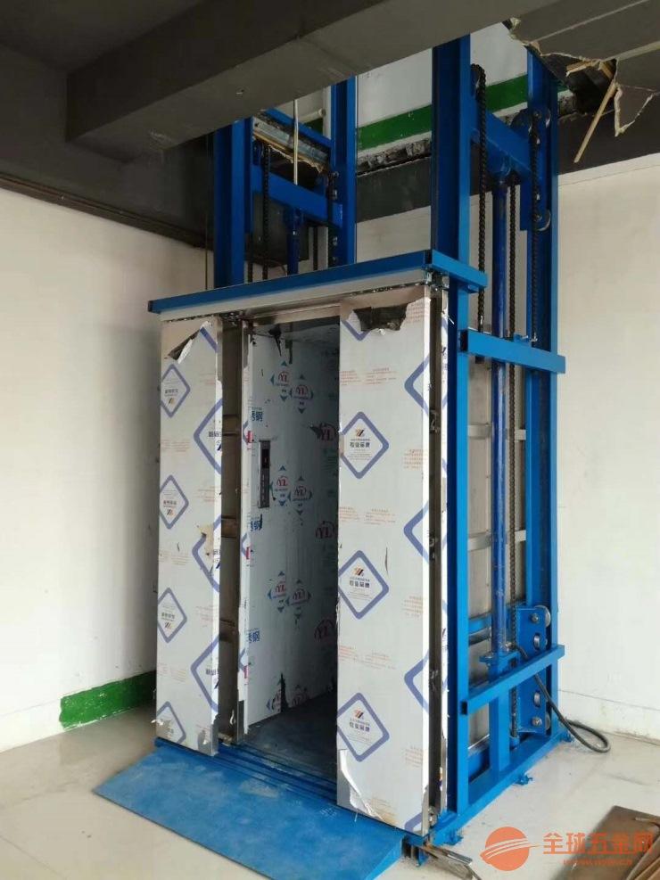 安庆厂房货梯生产厂家