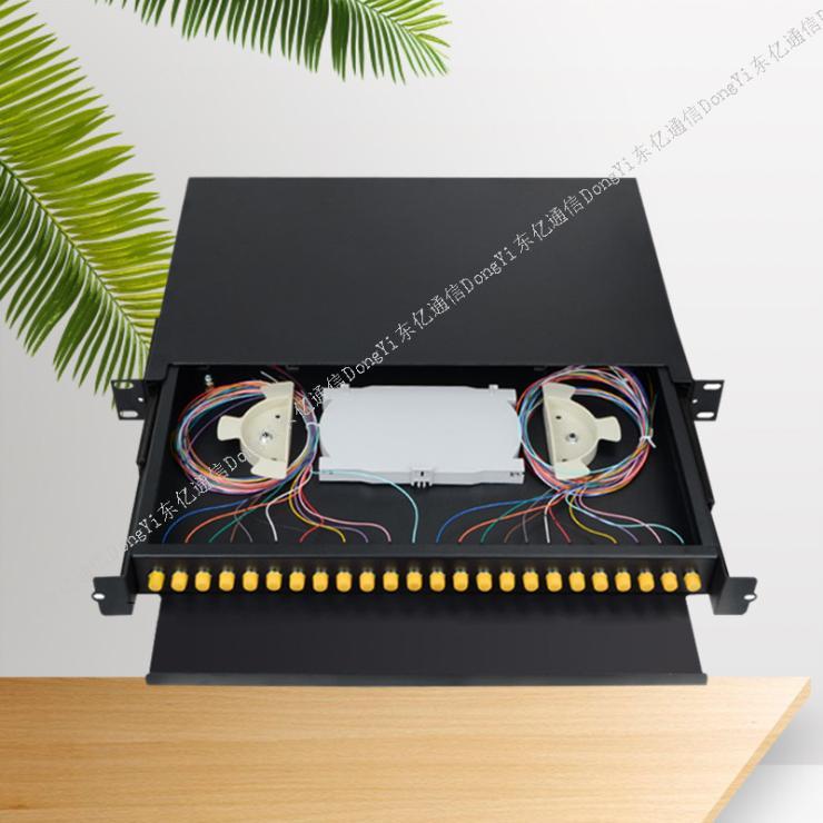 抽拉式24芯光缆终端盒详细解说
