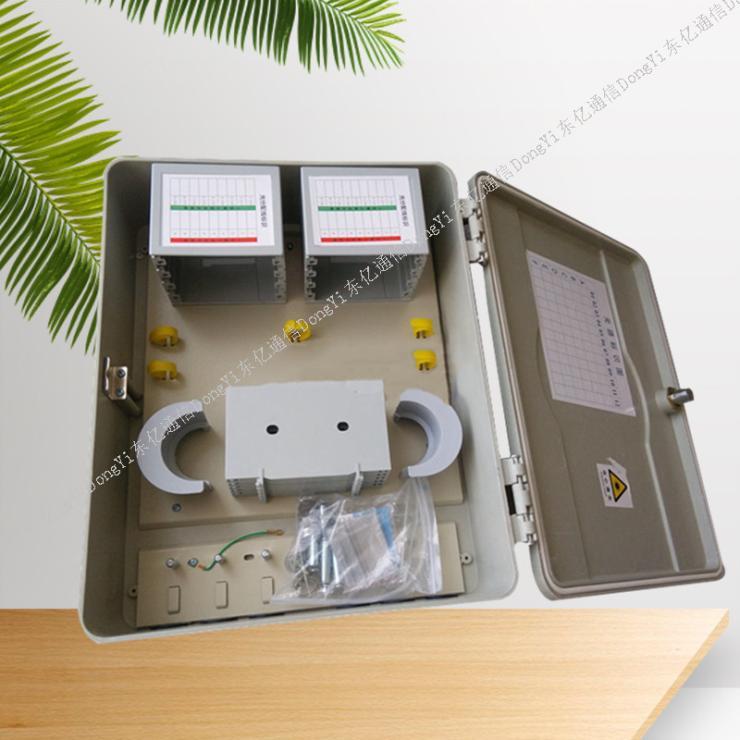 SMC64芯光纤分纤箱分光原理