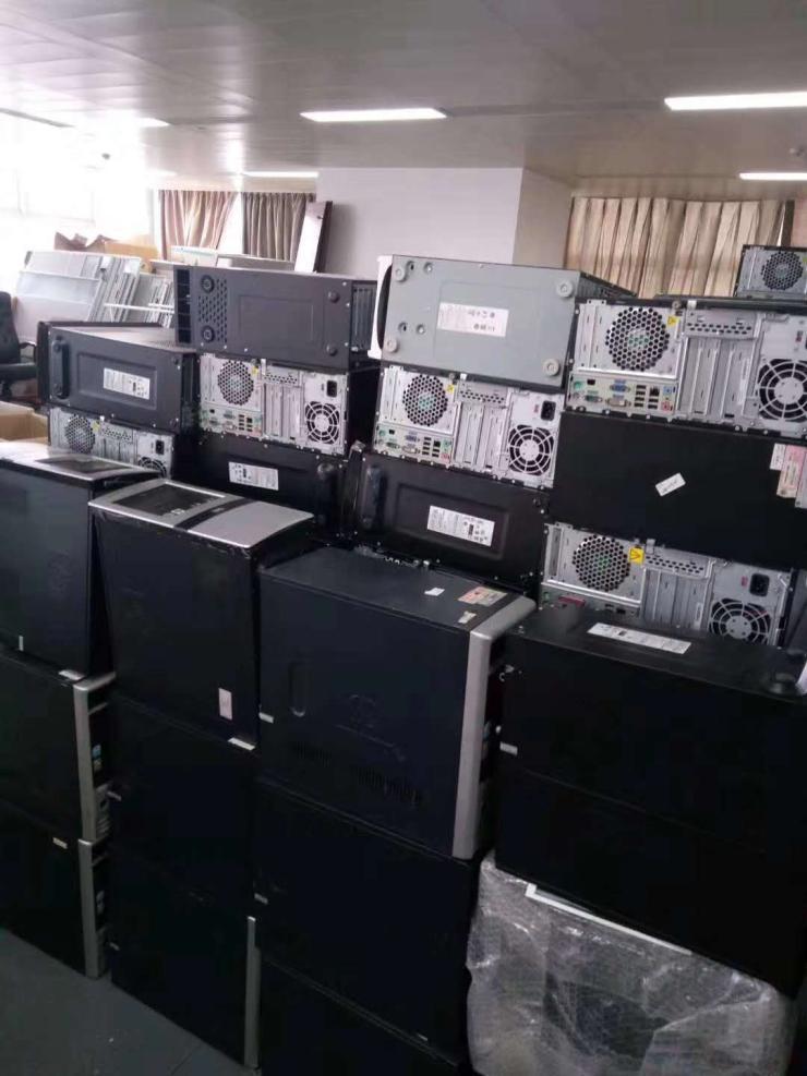 广东南雄公司搬迁电脑设备回收